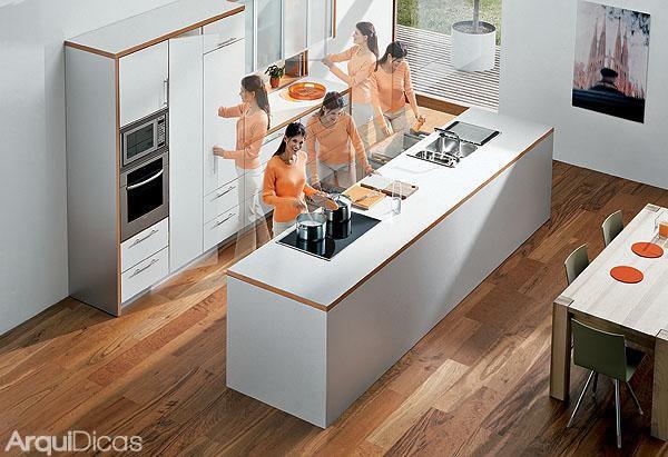 Cozinha Projeto Ergonômico