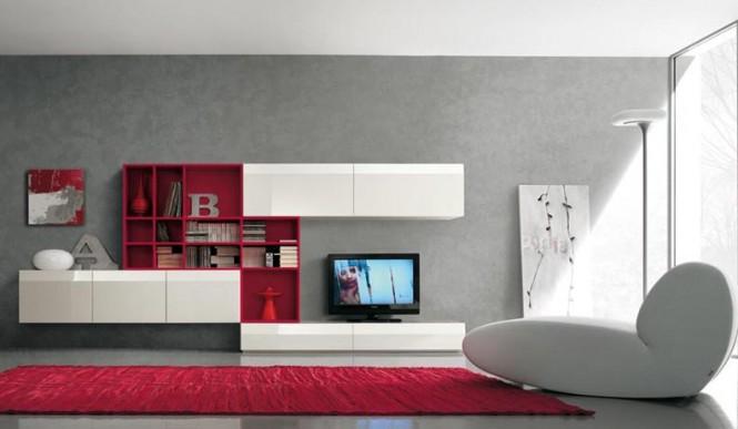 TV armário
