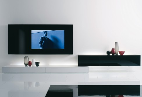 Painel para TV Moderno