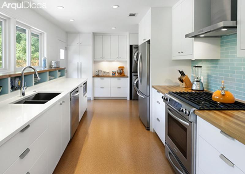 Cozinha Paralela