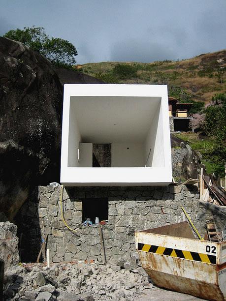 Casa Box Arquitetura Brasileira