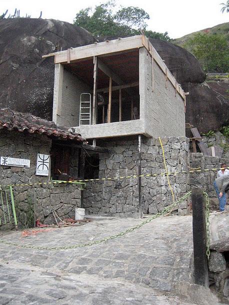 Casa Box Fase Construtiva