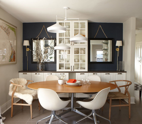 Modern Dining Room Furniture Accessories: Como Escolher A Mesa De Jantar