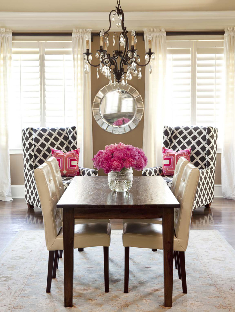 Como escolher a mesa de jantar arquidicas for Small dining room furniture ideas