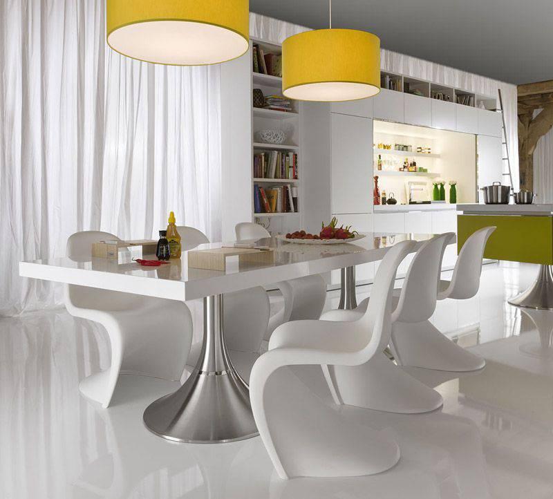 Mesa de jantar estilosa