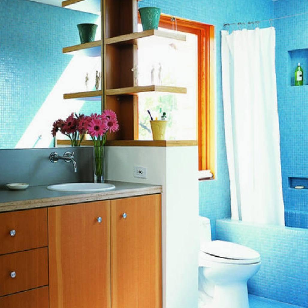 Momento reforma: é hora de transformar o banheiro Consulting Brics #7C3B13 1028x1028 Banheiro Com Pastilhas Coloridas