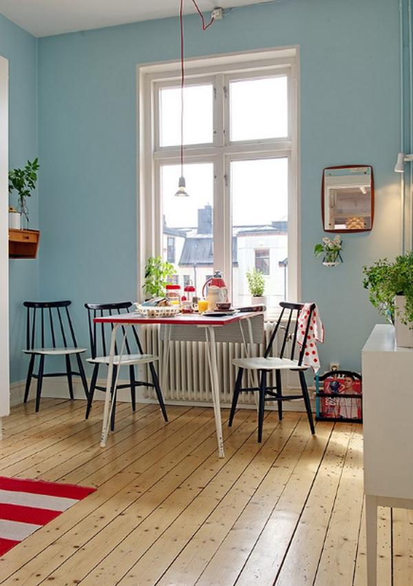 Como escolher a mesa de jantar arquidicas for Small dining room ideas 2013