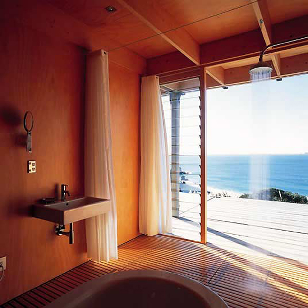 Casa Container Banheiro