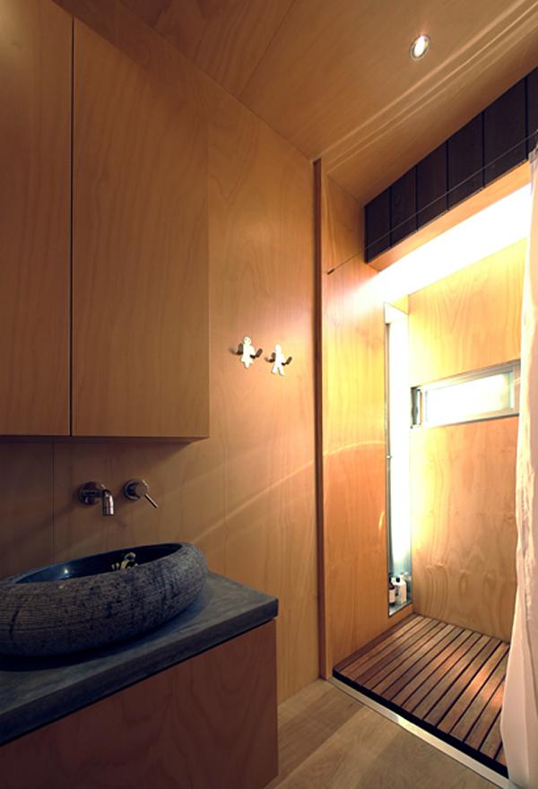 Banheiro da Casa de Praia
