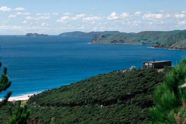 Vista da Casa de Praia