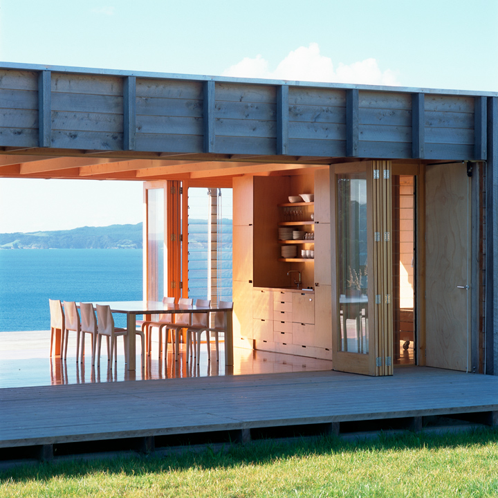 Deck Casa Frente Mar