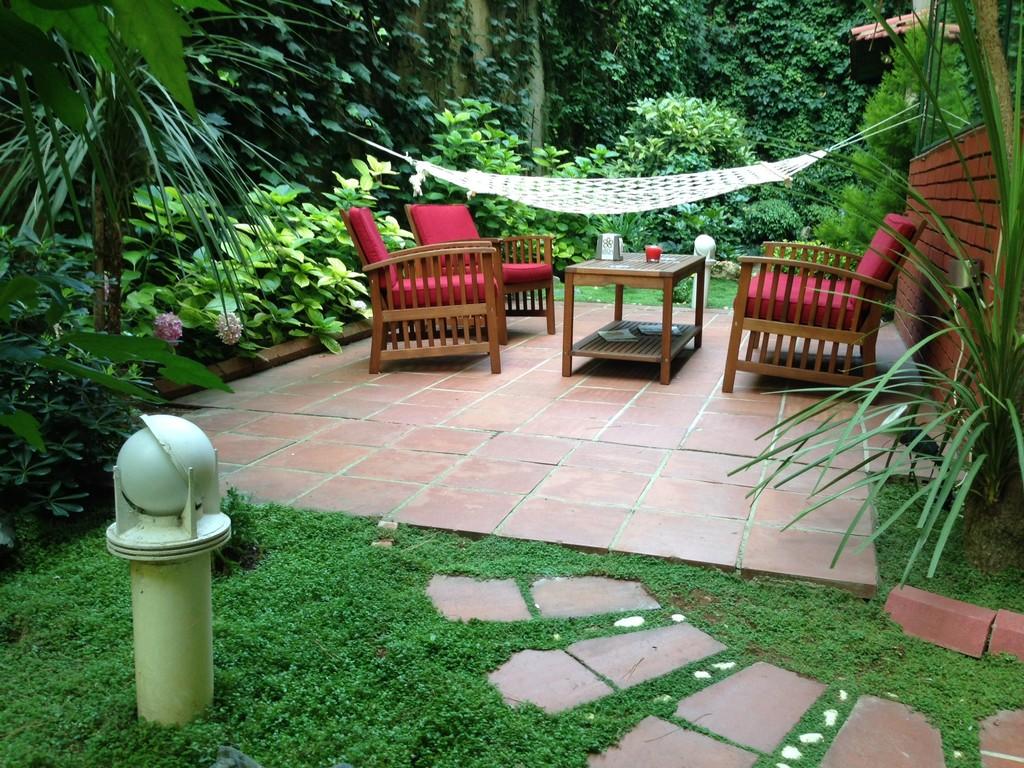 Jardim Pequeno Paisagismo