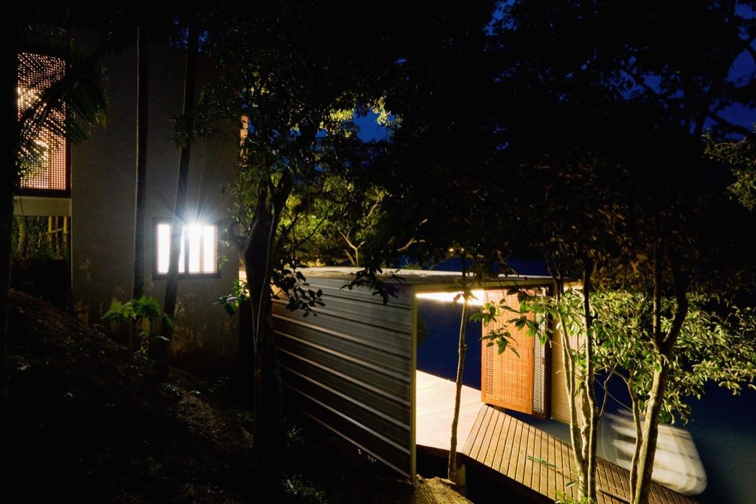 Casa Pier Perspectiva Noturna