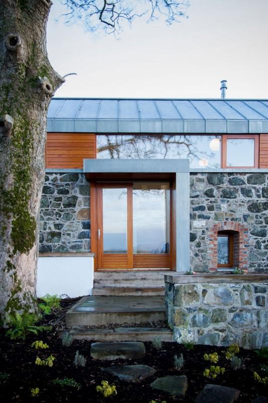 Entrada da Casa Celeiro