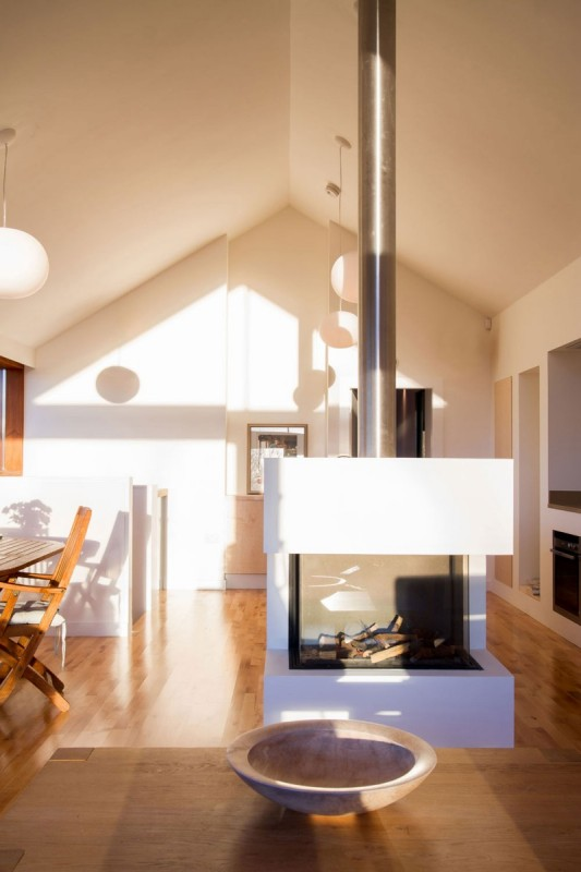 Interior da Casa Celeiro