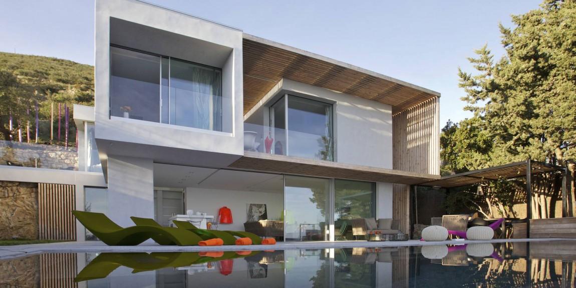 House Villa L'escalet