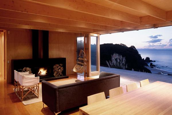Sala da Casa de Praia