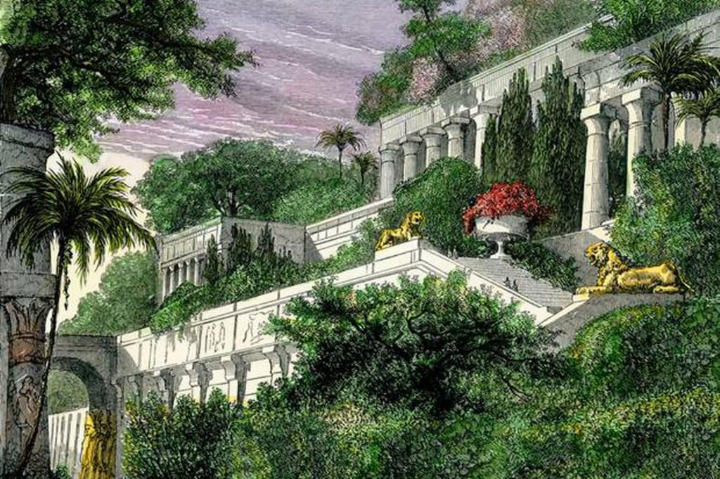 Jardins Babilônicos