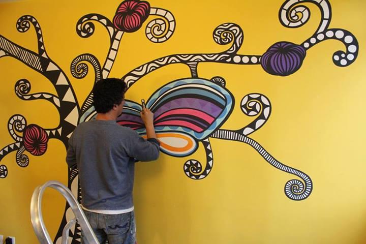 Grafite A Árvore Mágica