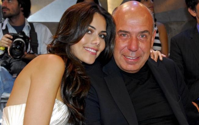 Amilcare Dallevo e Daniela Alboquerque
