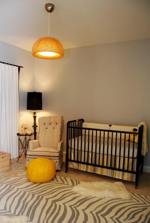 bebês ideias para quartos
