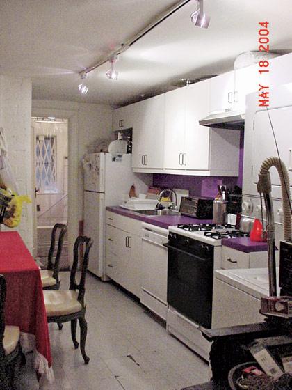 Cozinha Antes da Reforma