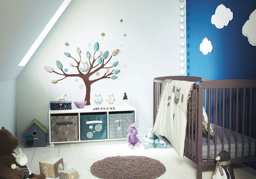 decoração de quartos para bebês