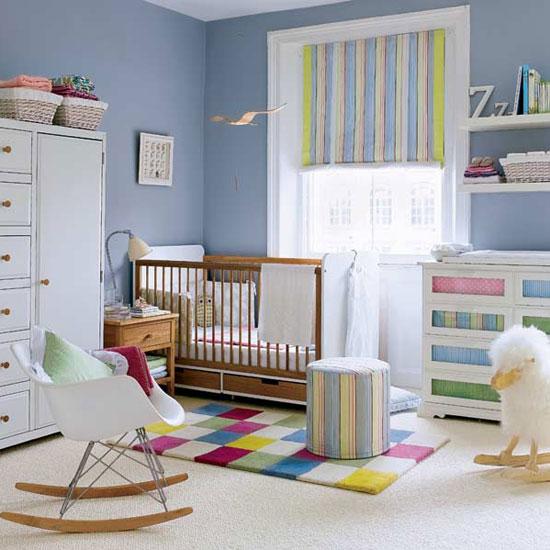 docorações para quartos de bebês