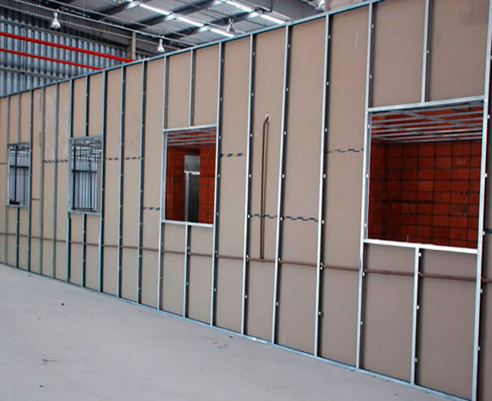 Drywall Colocação