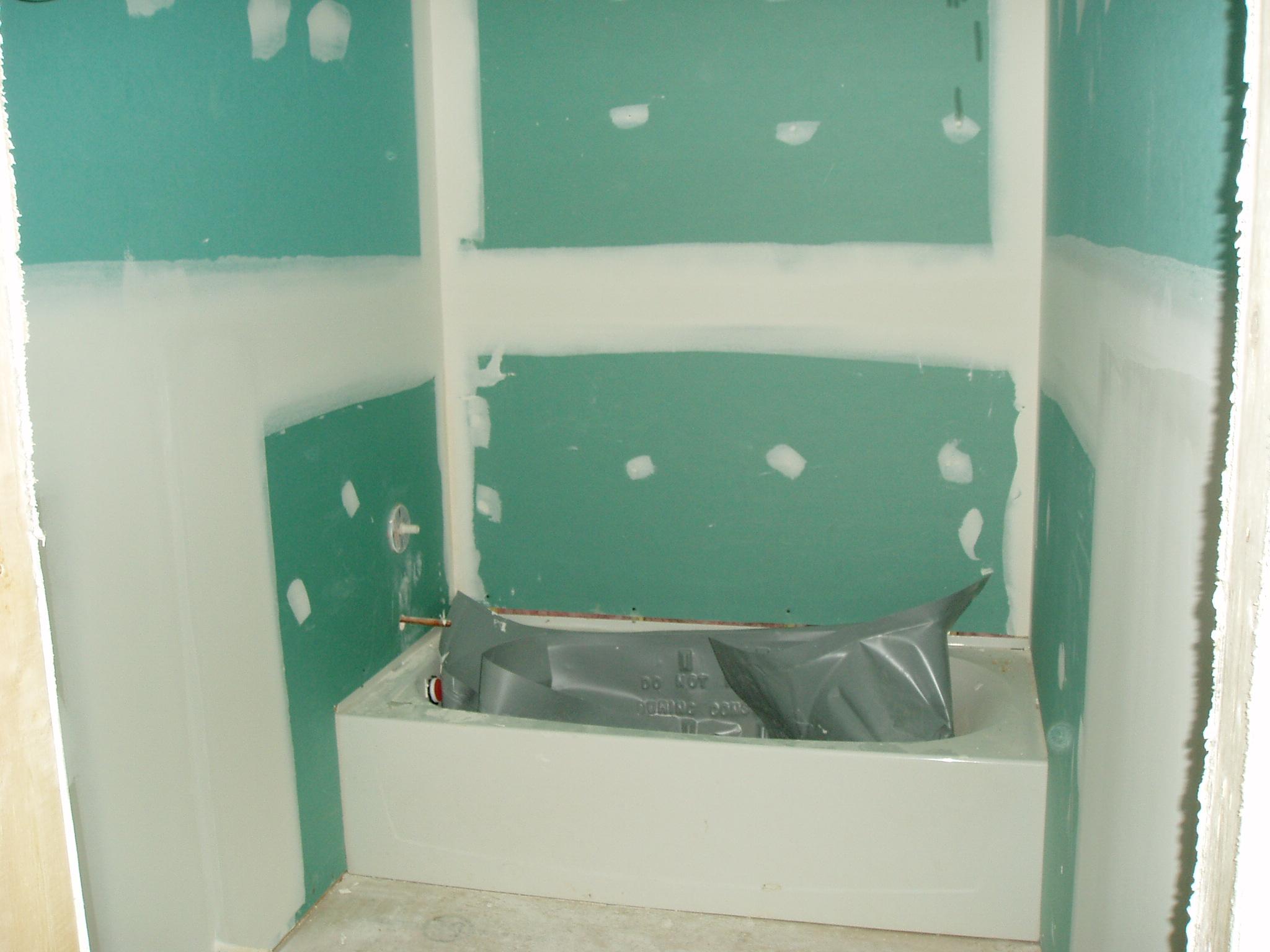 que é Drywall? Arquidicas #48836F 2048x1536 Banheiro Com Gesso Acartonado
