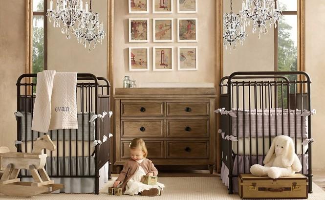 ideia para quarto de bebe