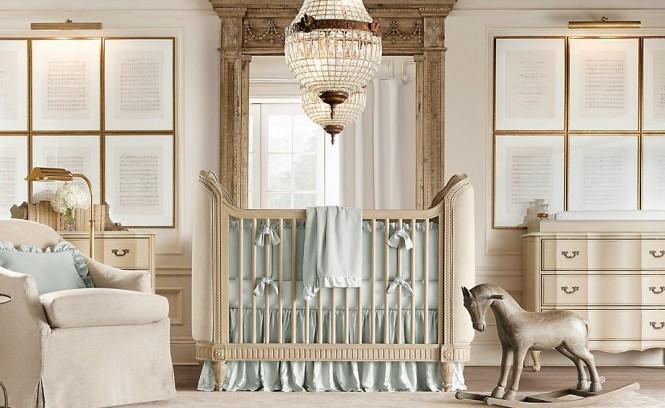 ideias para quartos de bebê