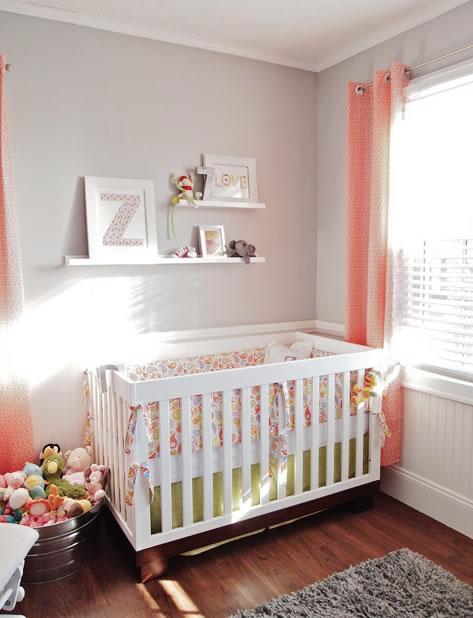 moderno quarto de bebe