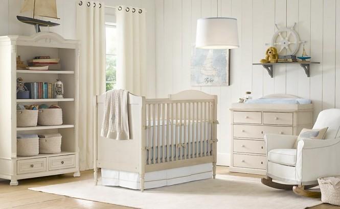 quarto de bebe clarinho