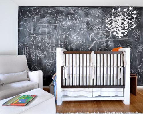 quarto de bebe criativo
