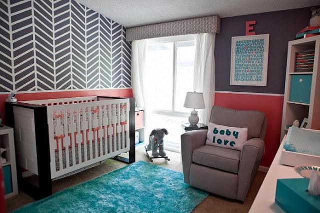 quarto para bebês