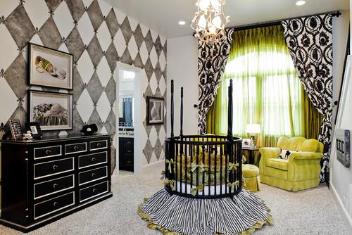 quarto lindo de bebê
