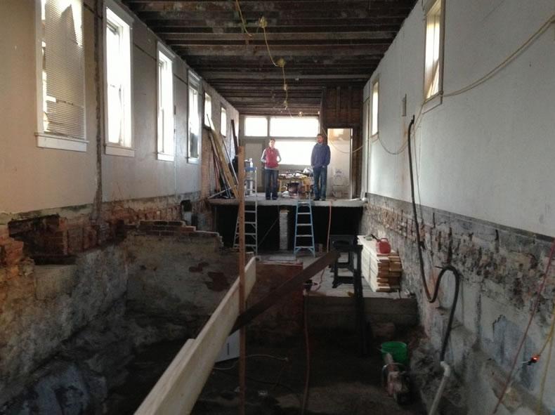 Projeto de Reforma Loft