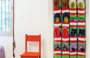 Organização de Calçados