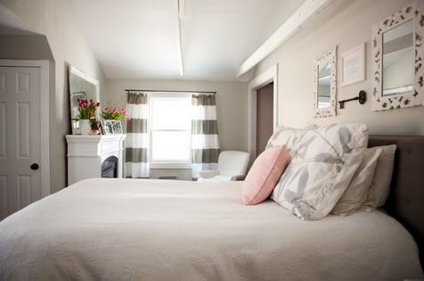 Cortinas para quartos