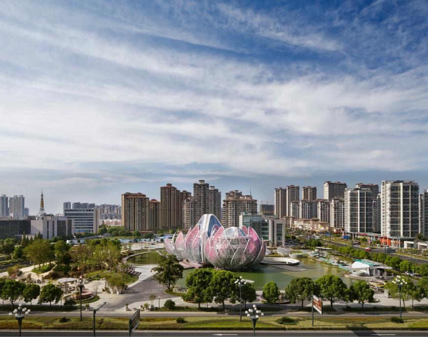 Lotus Building Wujin