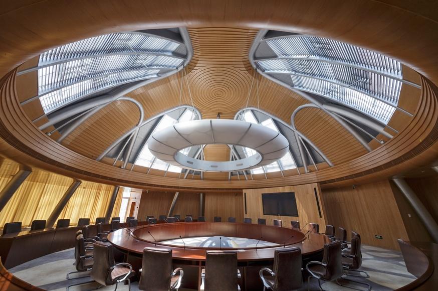 Lotus Interior