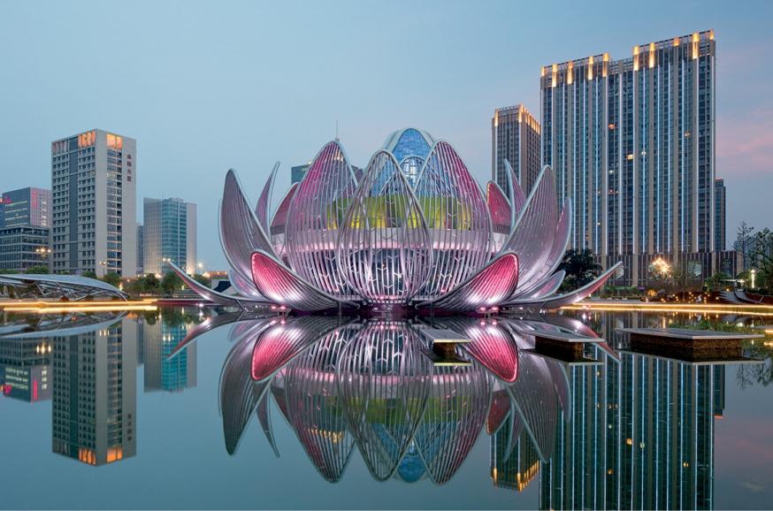edificio-lotus-china