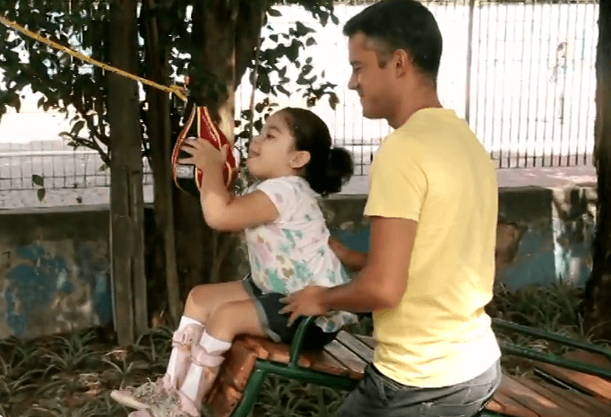 Parque Infantil Acessível