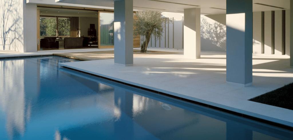 Casa com jardim integrado