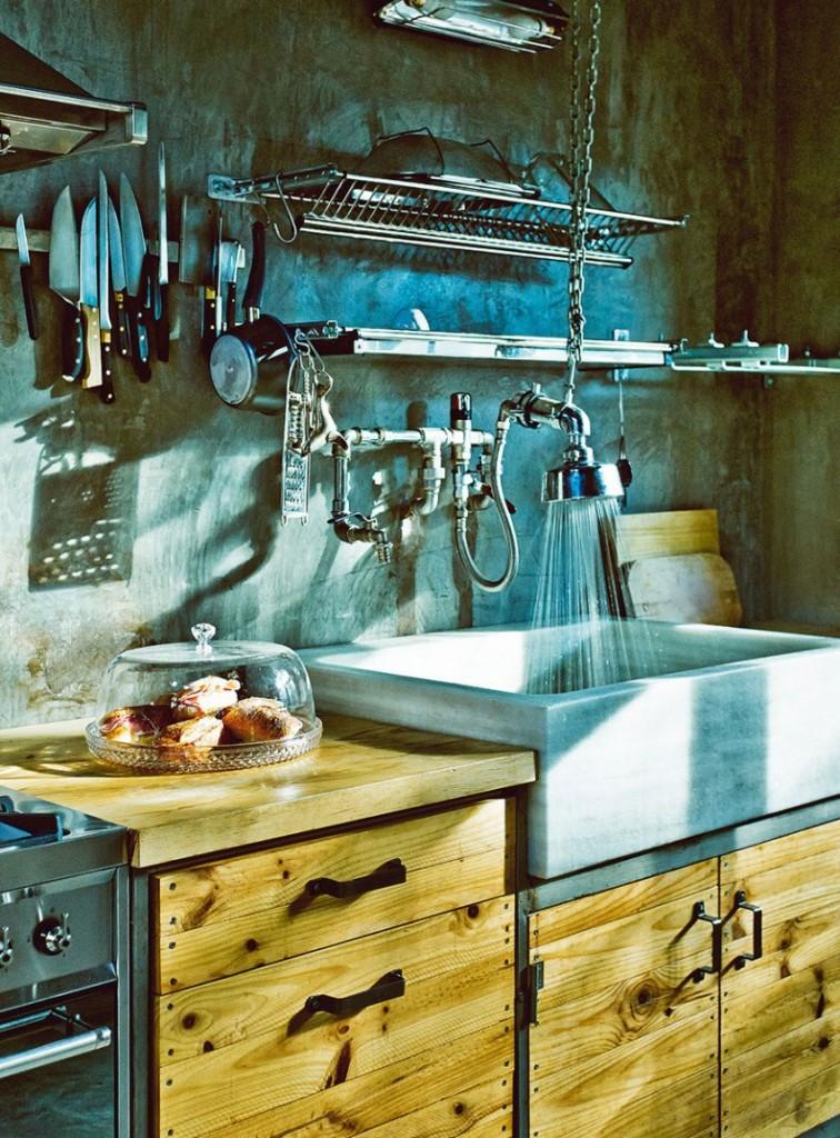 Cozinha Eclética