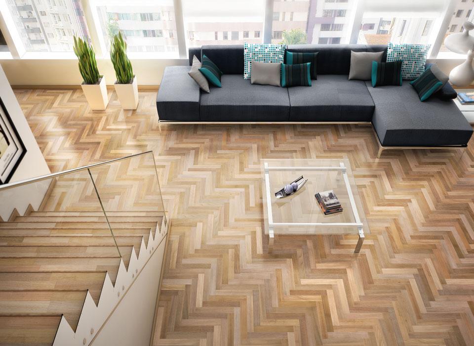 Pisos de madeira arquidicas for Pisos de apartamentos modernos
