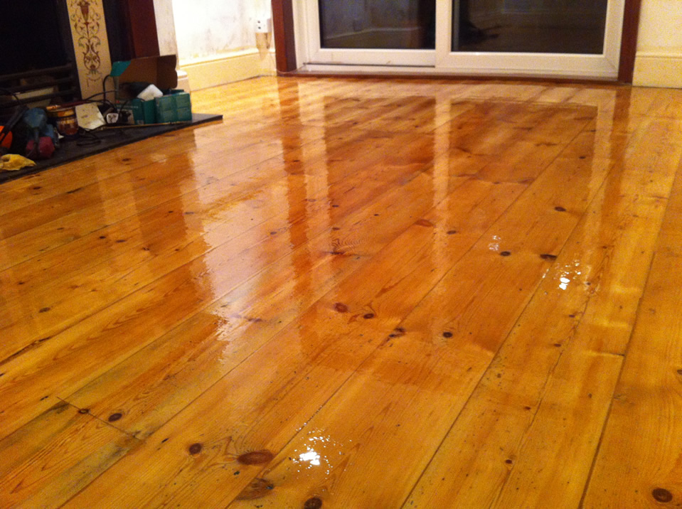 How To Remove Paint Off Wooden Floors