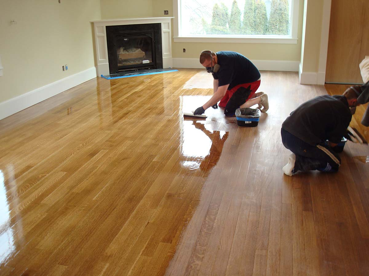 refinish hardwood floors cost