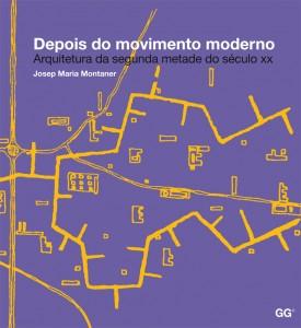 Livro Depois do Movimento Moderno
